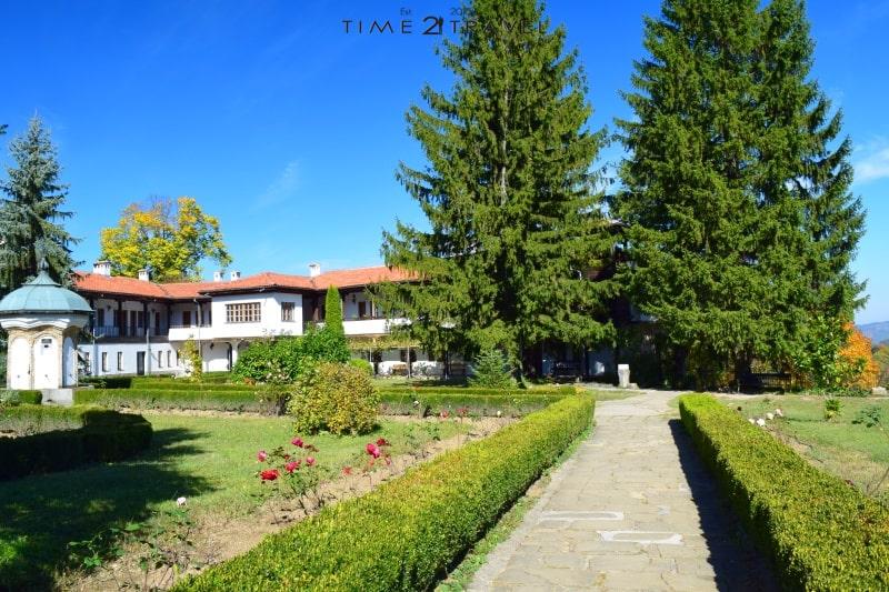 Соколски манастир Габрово
