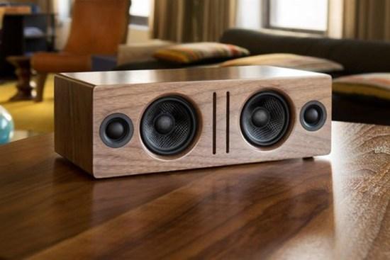 Audioengine Walnut Speaker Time4Gadget