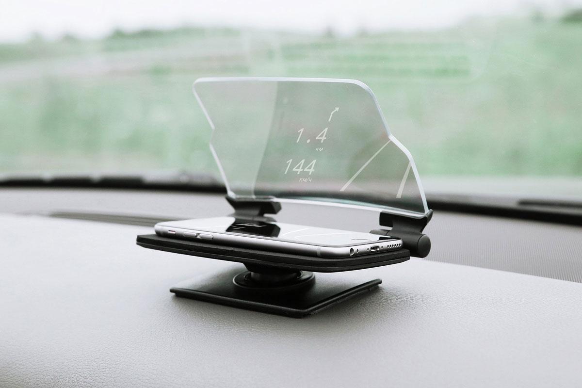 Hudway Glass time4gadget