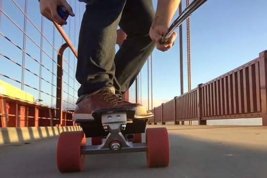 Inboard M1 Electric Longboard time4gadget