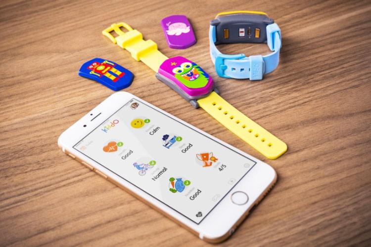 Kiddo-Kids Health Smart Monitor 5