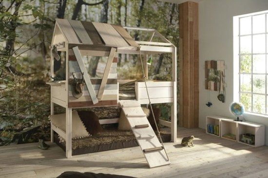 Treehouse Bed by Life Time Furniture time4gadget