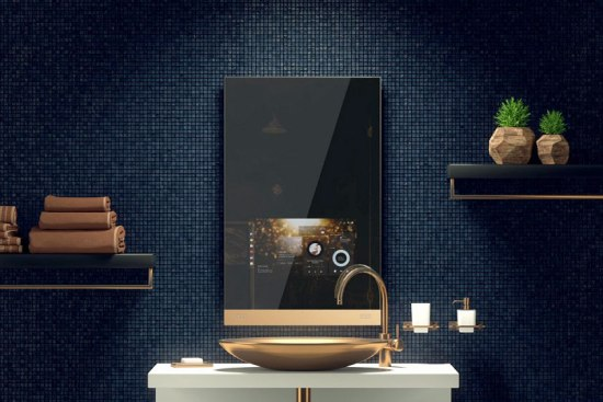 Fred Luxury Smart Mirror