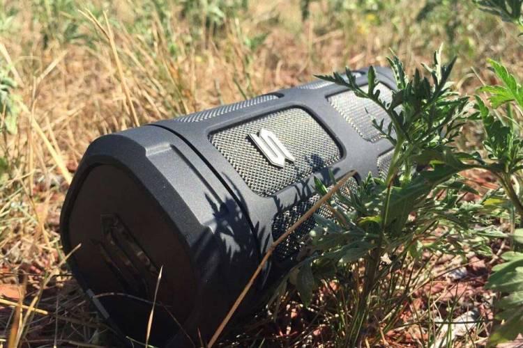 Wavepower Wireless Speaker with Power Bank