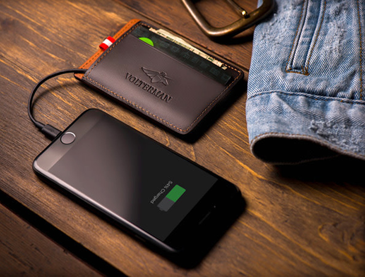 Volterman Multifunctional Smart Wallet 3