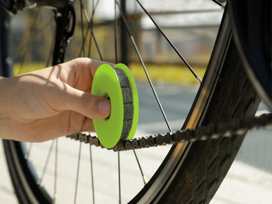 GREEN DISC - The cleanest chain care ever 2