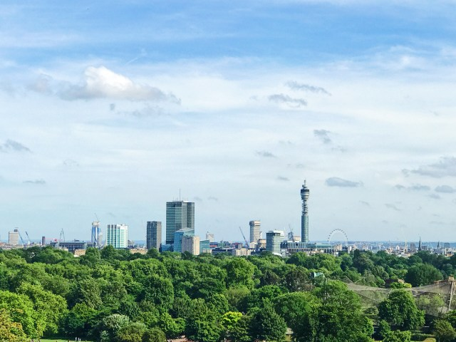 Primrose Hill, Picnic, London, Tourist hotspot