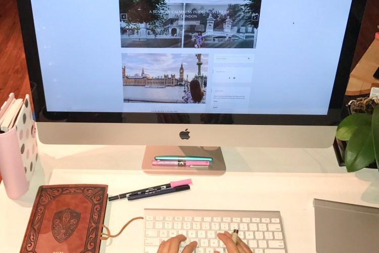 Blogging starting a new blog building a blog