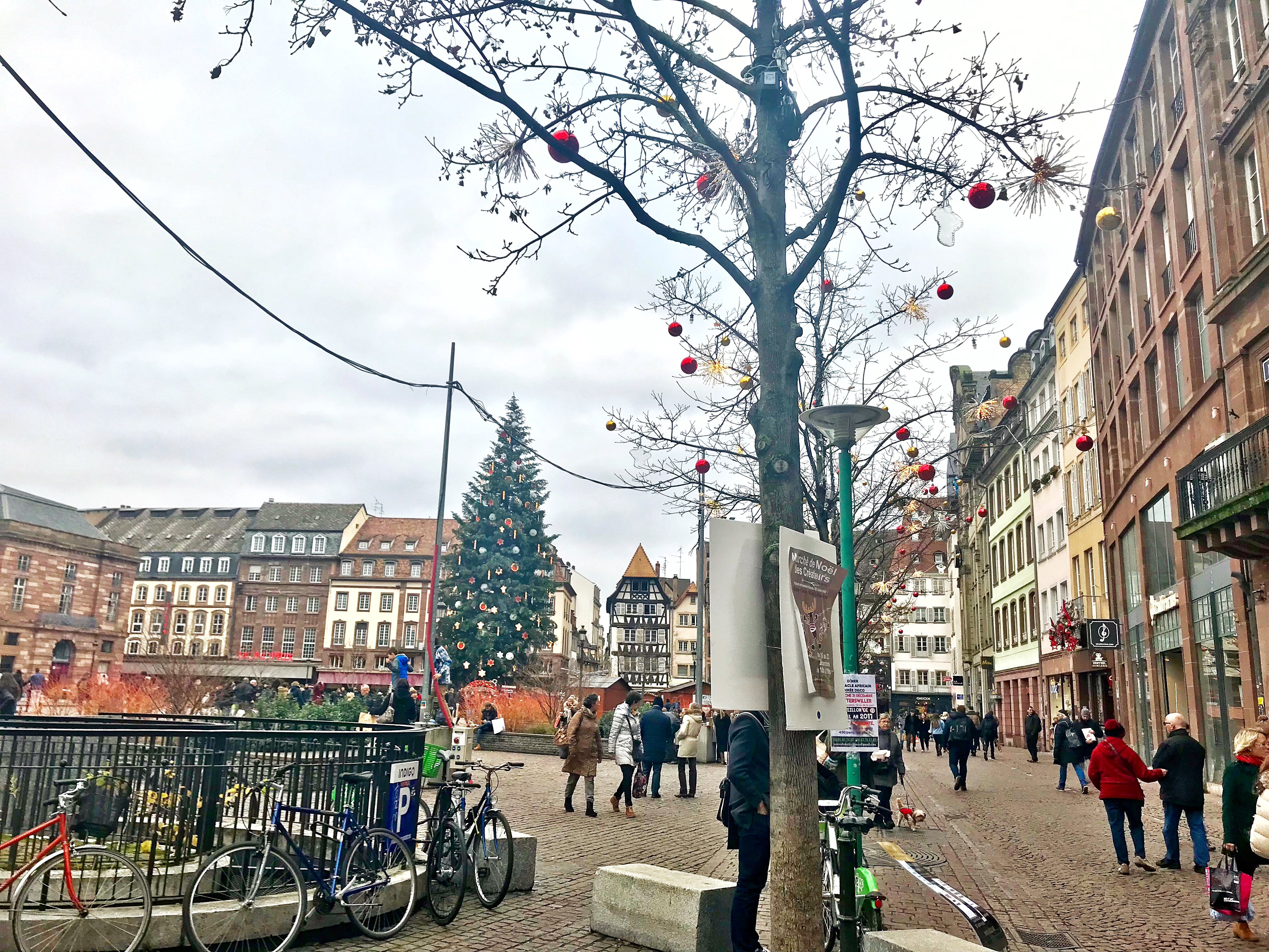 Christmas in Strasbourg, Capitale de Noel