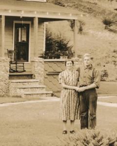 Uncle Delos and Aunt Edwards
