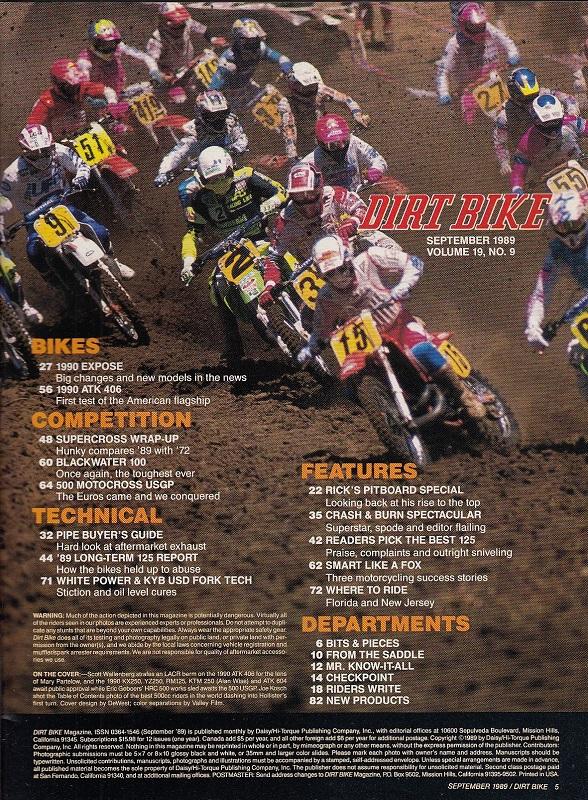 Atk Motorcycles 2018