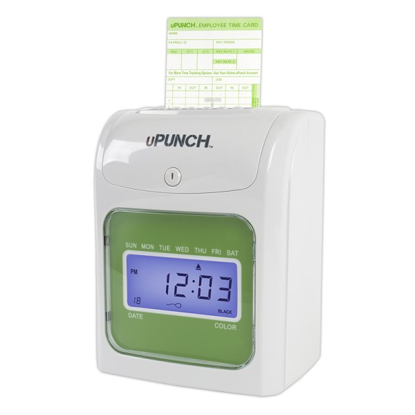 employee punch time clock for small business, upunch,