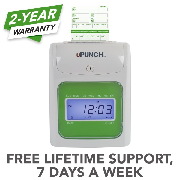 upunch time clock