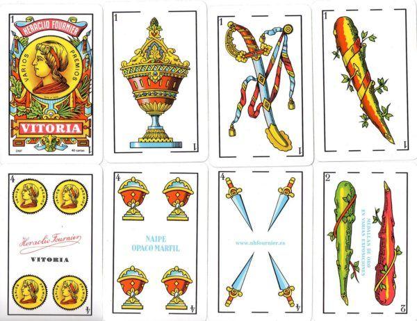 juegos cartas españolas