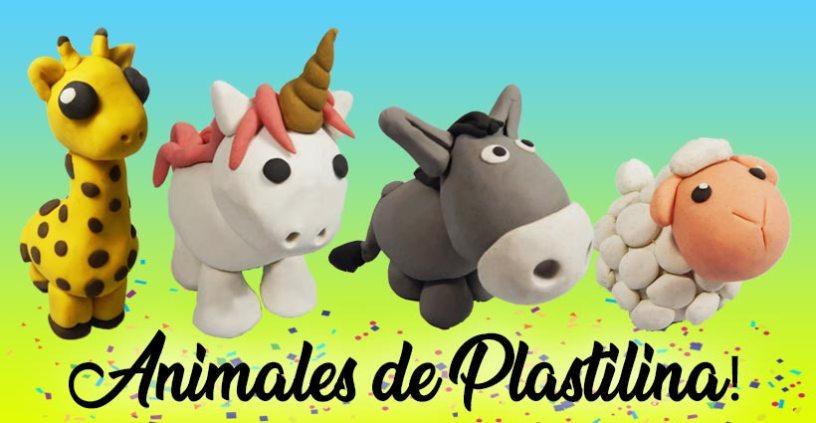 Header animales de plastilina