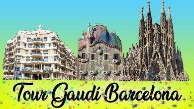 Header Tour Gaudí Barcelona