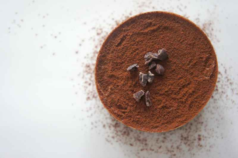 close up photography of cocoa powder