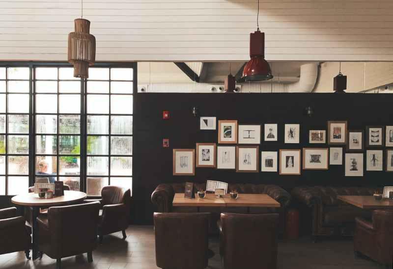 photo of coffee shop