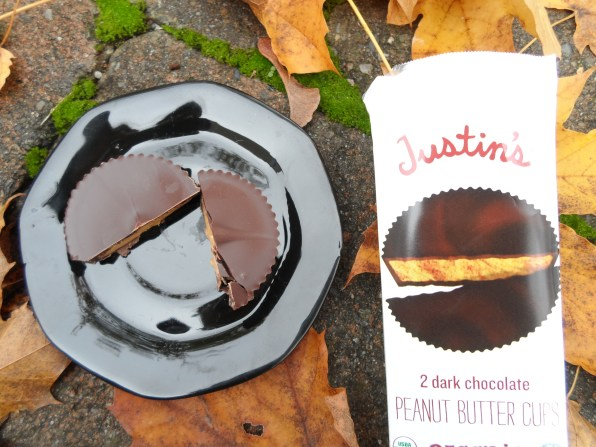 Justin's Dark Chocolate Peanut Butter Cup