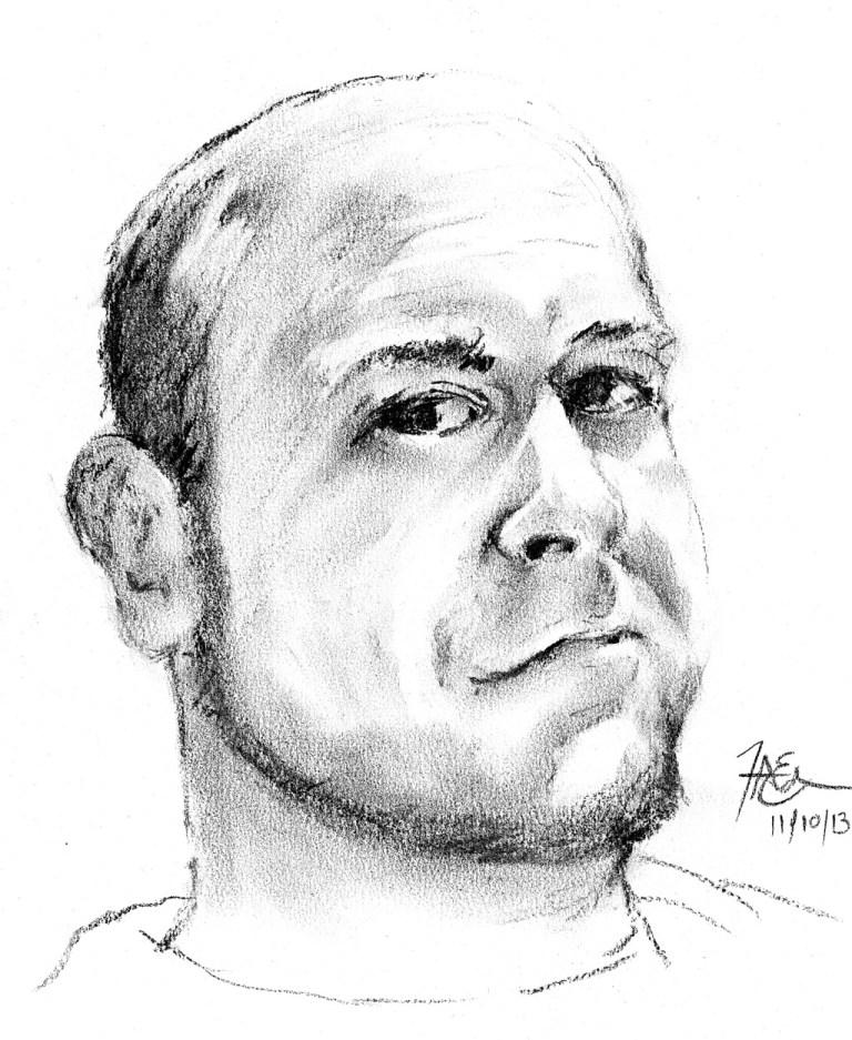 Self Portrait – October 2013