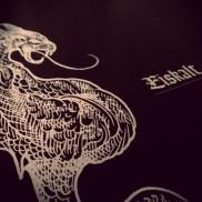 Sleeve artwork frontside detail