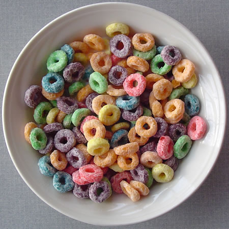 What's in your cereal bowl?