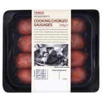 Cooking Chorizo