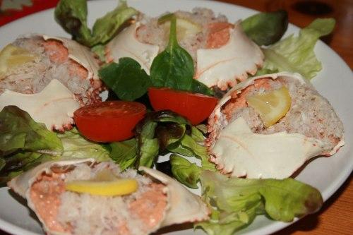Dressed Crab