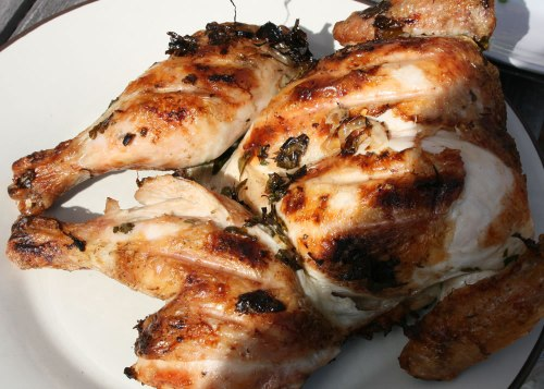 Whole Chicken Barbecue