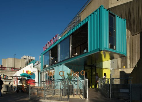 The Wahaca Southbank Experiment