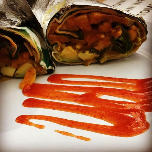 Spicy Pumpkin Wrap