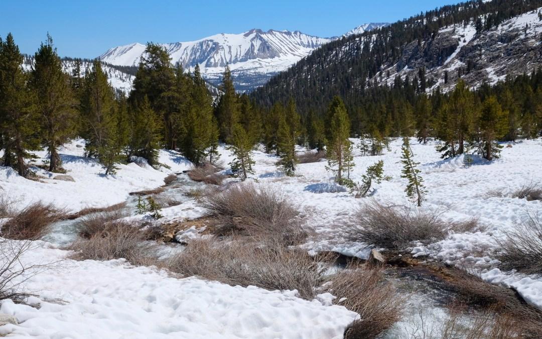 Day 53: Snowy Crossings