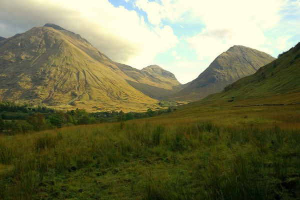 """Beautiful Scotland 
