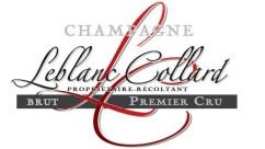 Logo Champagne Leblanc Collard