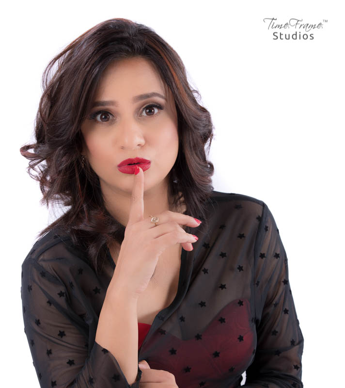 Professional Studio Fashion Portfolio Photography in Pune