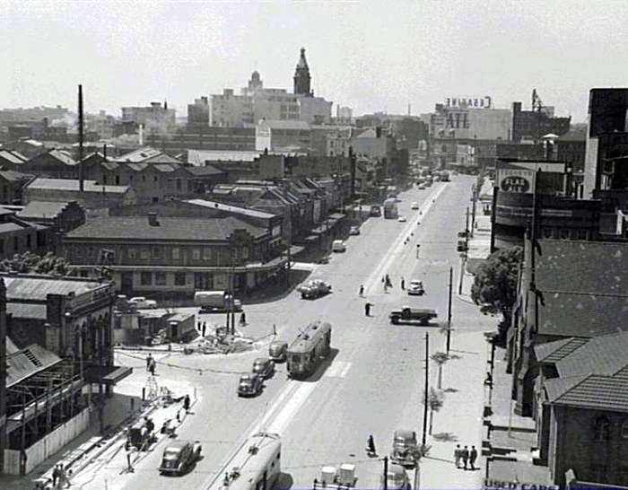 Broadway 1940s