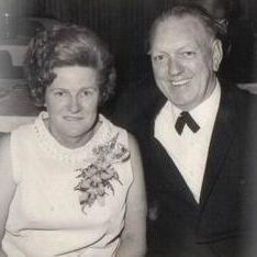 Lurline and Bob Urwin