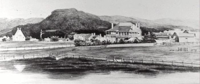Marine_Hotel_Wollongong_c1858