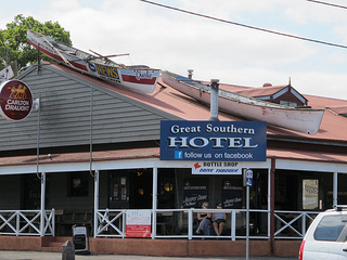 The Great Southern Hotel, Berry. Photo: berry.org.au