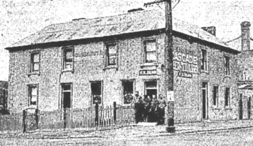 The Ship Inn, Hobart, Tasmania