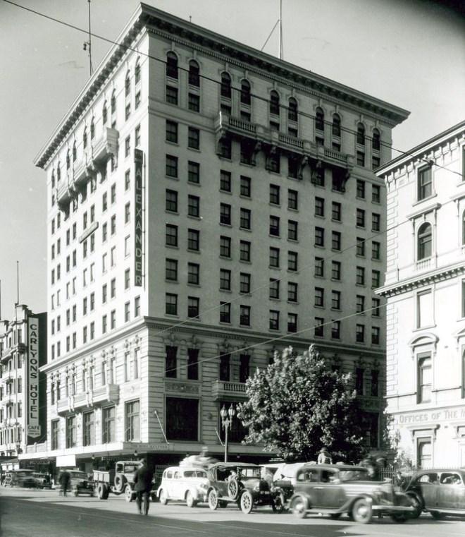 The Hotel Alexander, Melbourne.