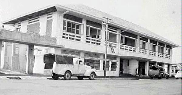 Hotel Darwin, Northern Territory 1948