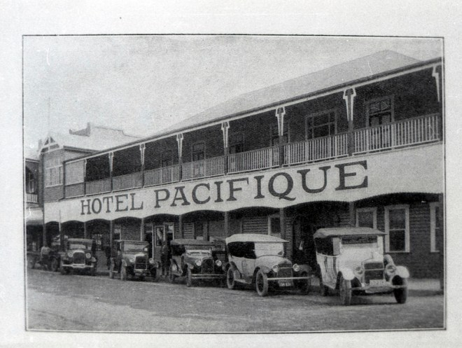 The Hotyel Pacifique, Tweed Heads, NSW