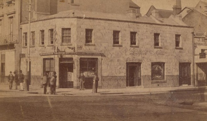The Liverpool Arms in the 1870s