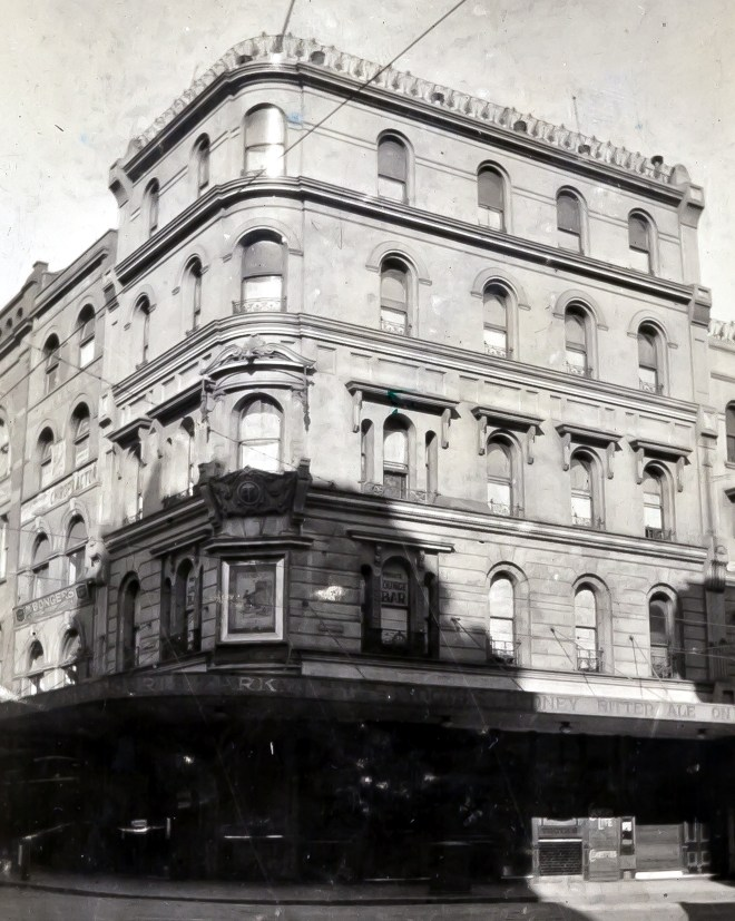 The Liverpool Arms 1930. Tooth & Co Archives. ANU.