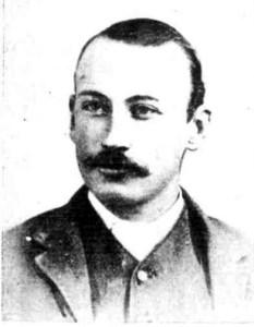 Murdered: Constable Samuel Long.