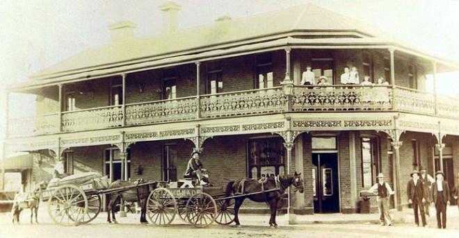 The Terminus Hotel, Singleton.