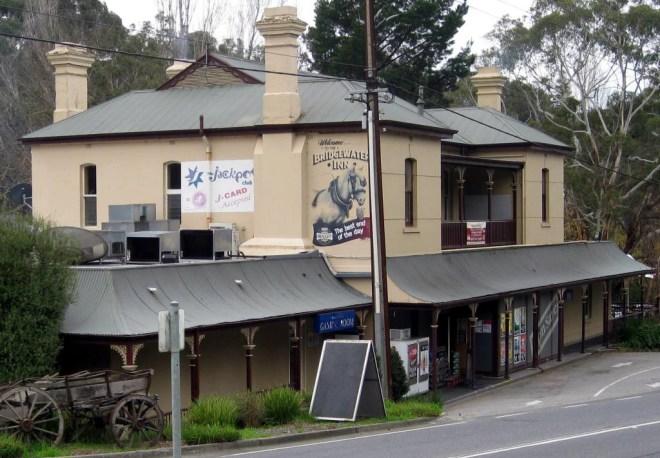 The Bridgewater Hotel, Bridgewater South Australia
