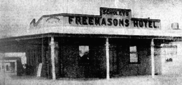 freemasons hotel norseman