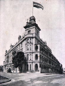 Mansions Hotel, Potts Point.
